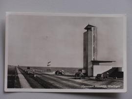 Wieringen, Monument Afsluitdijk