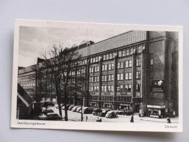 Utrecht, Jaarbeursgebouw  (1956)