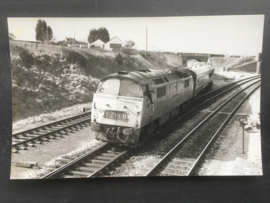 Locomotive Iz58