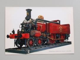 Locomotora Metropolitan Railway 23