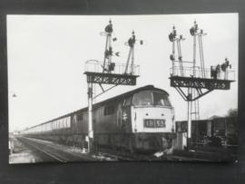 Locomotive IB 33
