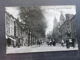 Dordrecht, Bagijnhof Postkantoor, 1916
