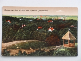 Bloemendaal, Gezicht op Duin en Daal naar Haarlem