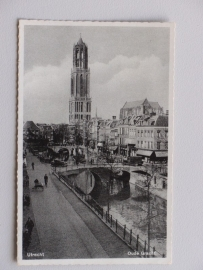 Utrecht, Oude Gracht  (1936)