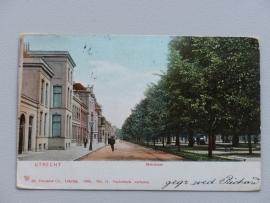 Utrecht, Maliebaan  (1905)