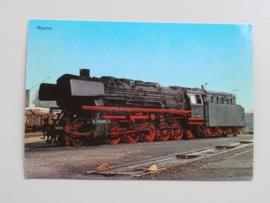 Stoomlokomotive Rheine
