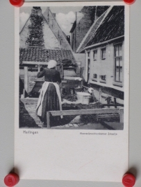 Harlingen, Heerenknechtenkamer Straatje