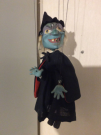 Pelham Puppet Wicked Witch