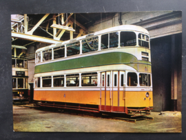 Tramcar No. 1392, Glasgow Corporation