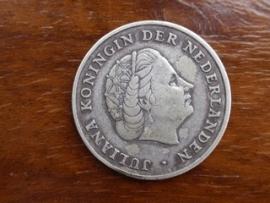 Zilveren gulden Nederlandse Antillen 1952