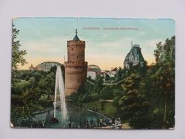 Nijmegen, Kronenburgpark  (1912)