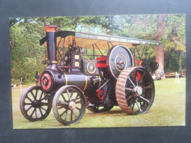 Burrell Traction Engine No: 3586, 1914