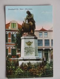 Zaandam, Standbeeld Cz.Peter