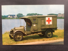 GMC-Columbia Army Ambulance, 1918