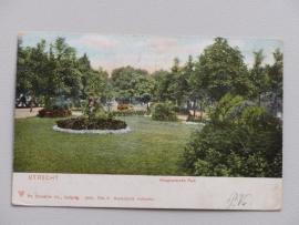 Utrecht, Hooglandsche Park  (1905)