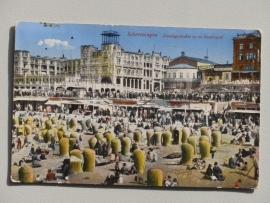 Scheveningen, Drukte op de boulevard  (1923?)