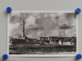 Egmond aan Zee, Gezicht op de Vuurtoren (1949)