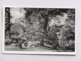 Doetinchem, plantsoen 1938