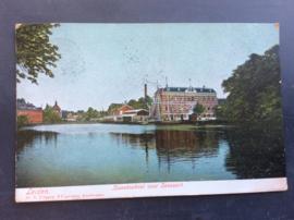 Leiden, Kweekschool voor scheepsvaart, 1906