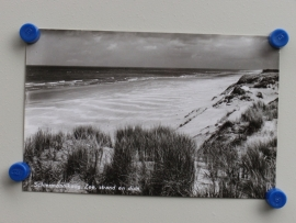 Schiermonnikoog, Zee, strand en duin
