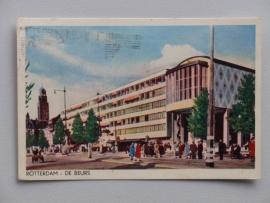 Rotterdam, De Beurs  (1959)