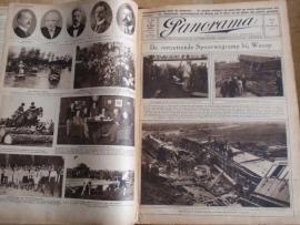 Panorama van 3 Juli 1918 tot en met 24 december 1918