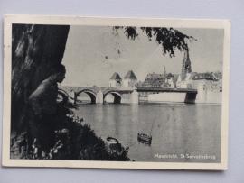 Maastricht, St-Servatiusbrug  (1952)