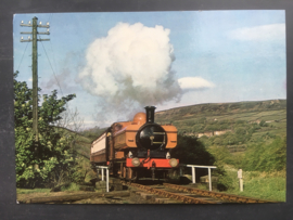 Keighley and Worth Valley Railway,No L89