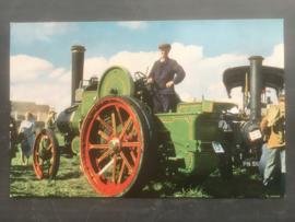 "Aveling & Porter Tractor No: 8809, ""Flower"", 1918"