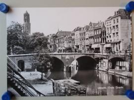 Utrecht, Oude Gracht (1967)