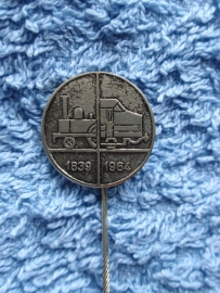 Spoorwegen, 1839-1964
