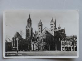 Maastricht, Vrijthof (1951)
