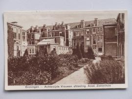 Groningen, Acad Ziekenhuis-Vrouwen afd (1932)