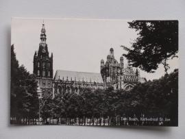 Den Bosch, Kathedraal St Jan 1942