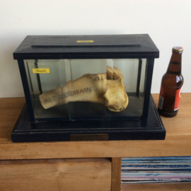 Wil Fraikin, 1995, Kunstwerk eerbetoon aan Piet Mondriaan