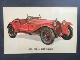 Alfa Romeo, Grand Sport Model, 1932