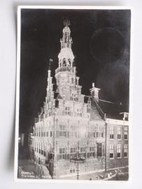 Franeker, Stadhuis bij Avondlicht (1941)