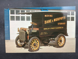 Best Panel Delivery Van, 1912
