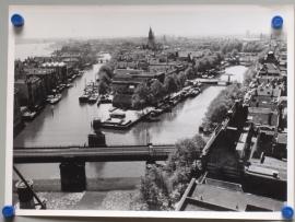 Rotterdam, Wijnhaven, Scheepsmakershaven (Jan Retel) 18x24,5 cm