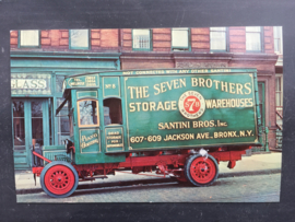 Packard Van, 1920