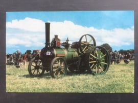 WantageTraction Engine No. 1348, 1898