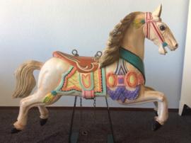 Carrousel- of draaimolen paard No: 2