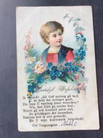 Hartelijk Gefeliciteerd, 1907