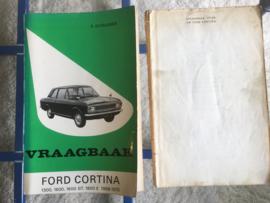 Vraagbaak Ford Cortina