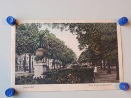 Groningen, Zuidersingel eerste gedeelte