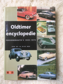 Oldtimer Encyclopedie, Personenautos 1945-1975, Rob de la Rive Box