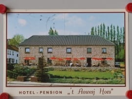 """Simpelveld, Hotel-Pension """"t Aowesj Hoes"""""""