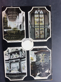 Amsterdam, 4 fotos, 1908