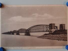 Moerdijk, Spoorbrug aan het Hollands Diep (1929)