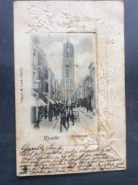 Utrecht, Zadelstraat, 1902